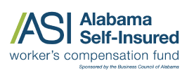 Alabama Self Insured Worker's Compensation Fund Logo